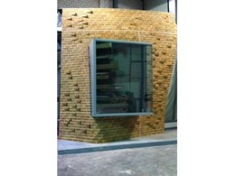 Austral Bricks delivers custom made bricks for new University of Technology building facade