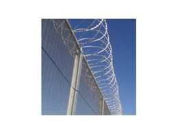 Australian Security Fencing install Securemax barrier fencing at Australian Defence Force