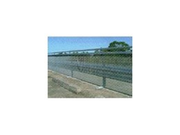 Australian Security Fencing's Securemax 358 welded mesh for car parks