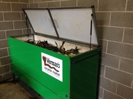 Australian manufacturer SME's new recycling solution for multi-occupancy sites