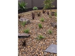 Australian natural garden stones and pebbles from DecoR Stone