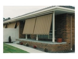 Auto Sunblinds from Melbourne Shade Systems