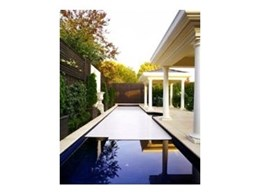 Automatic pool safety covers available from Sunbather