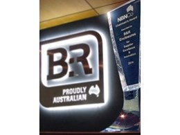 B&R Enclosures wins NBN award for Supplier Excellence and Innovation