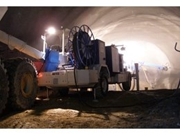 BASF's solutions help build Brisbane's gridlock-busting Airport Link tunnel