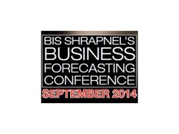 BIS Shrapnel's 101st Business Forecasting Conference in September 2014