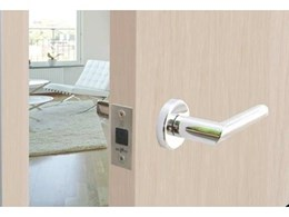 BLatch magnetic tubular passage latches available from Bellevue Imports