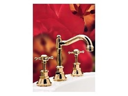 Bastow bathroom tapware and accessories available through the Sink and Bathroom Shop