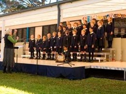 Be seen and heard at ANZAC Day events with stage systems from Select Staging Concepts