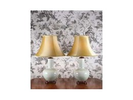 Bedside Lamps in Antique Style