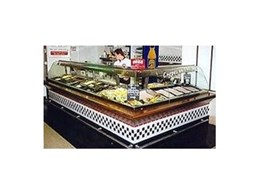 Bent & Curved Glass - standard food display profiles