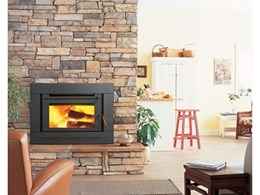 Berwick wood inbuilt fireplace from Regency Fireplace Products