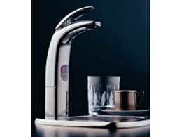 Billi Quadra boiling and chilled water systems available from Clearwater Filter Systems