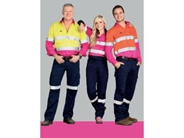 Bisley Workwear challenges men to wear pink