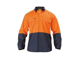 Bisley designs functional work wear for Australian construction workers