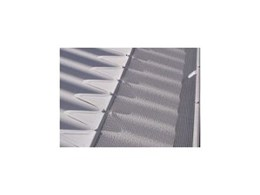 Blue Mountain Mesh - all steel gutter protection