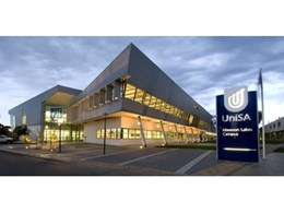 BlueScope Steel used for Roofing in Sustainable Building at University of SA Mawson Lakes Campus