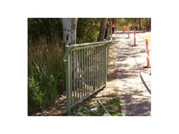 Bluedog develops new cycleway fencing solution in Tea Tree Gully
