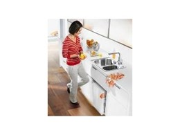 Blum Introduce the new SERVO-DRIVE Pull-Out Waste Bin