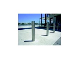 Bollards for property protection