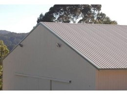 Bondor Purline insulated roof panels for rapid installation and cost efficiency
