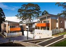 Boral Bricks Smooth Face Bricks Fulfill Project Brief For New Social Housing Complex in North Ryde
