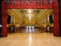 Boral Timber Australian hardwood flooring features in Melbourne town hall refurbishment
