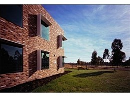 Boral slimline bricks create award-winning accommodation building