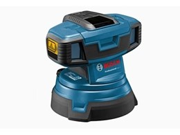 Bosch Blue launches GSL 2 Professional surface laser