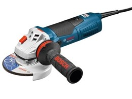 Bosch Blue launches 'Power and Protection' series of safety angle grinders