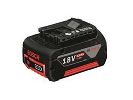 Bosch Blue launches powerful 5.0Ah battery to suit all 18V power tools