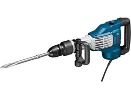 Bosch Blue unveils powerful 11kg demolition hammer with SDS-max