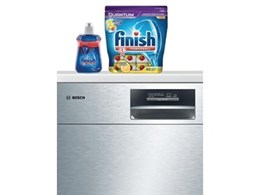 Bosch and Finish Dishwashing Promotion: Buy a dishwasher, win a Prius