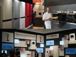 Bosch and Siemens take centre stage at IFA 2014 with market-leading appliances