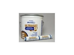 Bostik Ultraset SF timber flooring adhesive among many products supplied by Pasco Construction Solutions