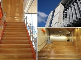 Box Hill TAFE targets 5 Star Green Star rating with bamboo flooring
