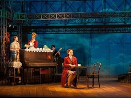 Brief Encounter's lighting designer sticks with ETC-based rig