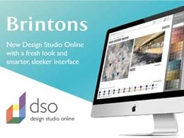Brintons announces launch of new interactive Design Studio Online website