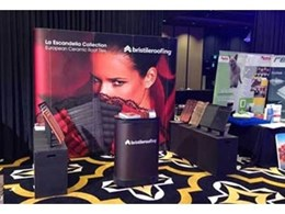 Bristile Roofing showcases the extended La Escandella Collection at Arc Agency event in Sydney