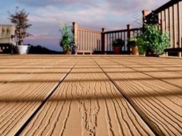 BriteDeck composite decking offers a quality alternative to wood