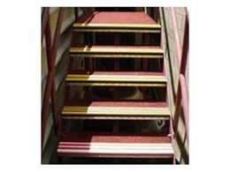 CC stair treads added to Floorsafe International's extensive stair nosing safety products range