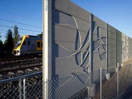 CSR Hebel sound barrier helps minimise noise pollution