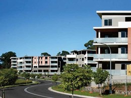 Developer completes 12,000 square metres in just 13 weeks at Potts Hill master planned project