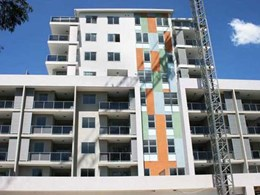 AFS walling systems eliminate hassles at Macquarie Street, Liverpool NSW apartment project