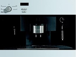 CVA 620 built-in coffee machine available from Miele