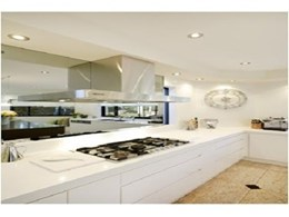 CaesarStone kitchen benchtop surfaces from Wonderful Kitchens