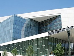 EnduroShield protects glass at Camden Council's new $35 million Administration Centre