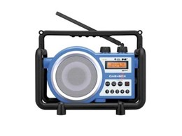Canohm introduces Sangean's new range of digital utility radios