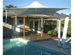 Cantilever Shade Umbrellas with Pivot Option from Flexshade