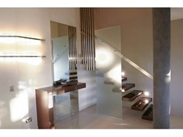 Cantilevered tread staircases from Arden Architectural Staircases will attract attention and comment